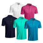 New Mizuno Digital Jacquard Golf Polo Moisture Management - Pick Size
