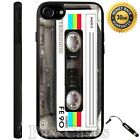 Retro Cassette Tape Case For iPhone 6S 7 Plus Samsung Galaxy S7 Edge S8 Plus