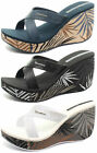 Ipanema Brasil Cruise III 2017 Womens Wedge Sandals ALL SIZES AND COLOURS
