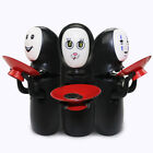 Electric Money Piggy Bank No Face MaleHiccup Sound Deposit Tank Coin Storage