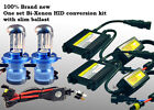 H4 9003/HB2 Bi-Xenon AC Conversion HID Kit w/ slim ballast Fit High Low Beam L12
