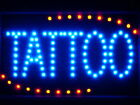 """ADV PRO led007-b Tattoo Shop OPEN LED Business Neon Signs 13"""" x 9"""""""