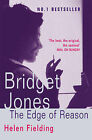 Bridget Jones The Edge of Reason by Helen Fielding (Paperback) NEW BOOK