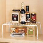 Single Ventilated Wire Shelf Metal Kitchen Pantry Cabinet Storage Organization