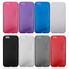S Line Silicone Case Cover For Apple Iphone 7 & 7 Plus