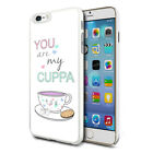 For Various Phones Design Hard Back Case Cover Skin - Cuppa Tea