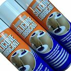 500ML SILICONE LUBRICANT -  LUBRICATES - STOP SQUEAKS - WATERPROOFS - STOPS DUST