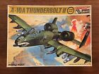 Minicraft Hasegawa Model Airplane Kit A-10A Thunderbolt II 1/72 1206 - VINTAGE
