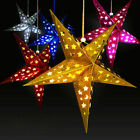 2017 Xmas String Hanging Star Christmas Party Decoration Christma Tree OrnamentN