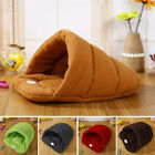 Cat Dog House Puppy Cave Pet Sleeping Bed Mat Pad Igloo Nest