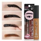 fashion girl Peel Off Water Resistance Tattoo Eyebrow Gel Shadow Dye Tint Cream