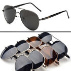 Men Polarized Aviator Driving Sunglasses Vintage Retro Eyewear Eye Glasses UV400