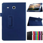 "For Samsung Galaxy Tab 3 / E Lite 7"" 8"" 9.6"" 10.1"" Leather Stand Flip Case Cover"