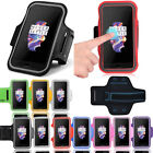 Fancy Running Jogging Gym Armband Case Cover AB27 for Asus Zenfone 4 Max Pro