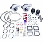 For  CAMARO CORETTE TRANS AM LS1 LS2 LS6 T4 TWIN TURBO CHARGER SET UP KIT