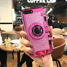 Fashion camera model style with stand shockproof case Cover for iPhone X 8 8Plus