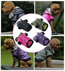 New Small Pet Dog Cat Puppy Sweater Hoodie Coat Warm Jacket Winter Clothing Set