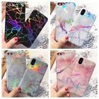 iPhone 8 Plus X 7 6s Plus Holo Chrome Holographic Marble Case Laser HighQuality