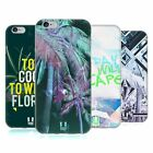 HEAD CASE DESIGNS TROPICAL TRENDS SOFT GEL CASE FOR APPLE iPHONE PHONES