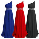 Long Formal Bridesmaid Dress Evening Cocktail Party Prom Ball Gown Chiffon Dress