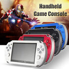 8GB 43 2000 Games Built In Portable Handheld Video PSP Game Console Player US
