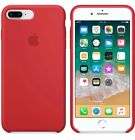 I phone 6S plus silicone red case