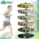 """Anti-theft Sports Running Riding Waist Bag Outdoor Tactical Pack fit 5.7"""" Phones"""