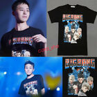 Kpop Bigbang Tshirt MADE Unisex T-shirt TEE G-DRAGON Cotton FINAL IN SEOUL Top