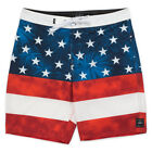 "VANS Era Mens 20"" BOARDSHORTS (NEW) Americana Shorts USA AMERICA Stars & Stripes"
