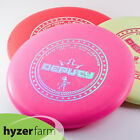 Dynamic PAIGE PIERCE 4X CLASSIC DEPUTY *pick weight/color* Hyzer Farm disc golf