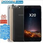 "DOOGEE X20 mobile 5.0""HD 2GB RAM 16GB ROM Android7.0 smartphone Unlock GSM WCDMA"