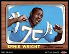 1966 Topps #131 Ernie Wright Chargers EX $10.0 USD on eBay