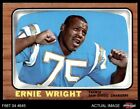 1966 Topps #131 Ernie Wright Chargers EX $8.75 USD on eBay
