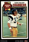 1979 Topps #499 Hank Bauer Chargers EX/MT $0.99 USD on eBay