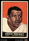 1961 Topps #171 Ernie Wright Chargers GOOD $2.75 USD on eBay
