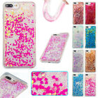 Quicksand Glitter Bling TPU Soft Silicone Back Case Cover Skin For Various Phone