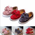 Infant Toddler Baby Girls Prewalker Soft Sole Crib Shoes Sneakers Casual Shoes