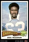 1975 Topps #44 Doug Wilkerson Chargers EX $0.99 USD