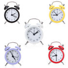 Portable Mini Digital Alarm Clock Pure Color Home Travel Pocket Size New Arrival