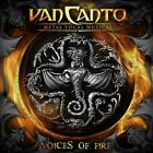 VAN CANTO - VOICES OF FIRE [DIGIPAK] NEW CD