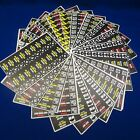 Caution Collection R - All Ten Styles - Packing Shipping Handling Label Stickers