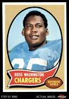 1970 Topps #206 Russ Washington Chargers Mizzou 8 - NM/MT $31.5 USD on eBay