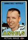 1967 Topps #432 Jimmie Hall Angels VG