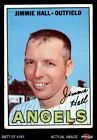 1967 Topps #432 Jimmie Hall Angels VG/EX