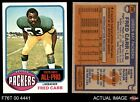 #360 Fred Carr Packers EX/MT