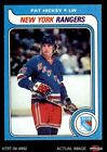 1979 Topps #86 Pat Hickey Maple Leafs EX/MT