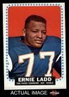 1964 Topps #163 Ernie Ladd -  Chargers EX/MT $12.5 USD