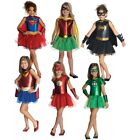 Kyпить Girl Supehero Costumes Kids Halloween Fancy Dress на еВаy.соm