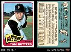1965 Topps #246 Tom Butters Pirates EX/MT