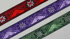 """1.30"""" (3.30 Cm) wide By The Yard Jacquard Trim Woven Border Sew Ribbon T826"""